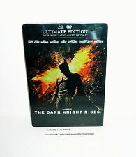 DVD VIDEO ULTIMATE EDITION THE DARK KNIGHT RISES