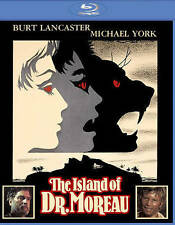The Island of Dr. Moreau (Blu-ray Disc, 2015)