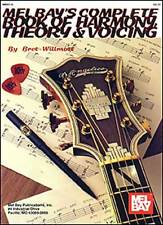 COMPLETE BOOK OF GUITAR HARMONY, THEORY & VOICING NEW