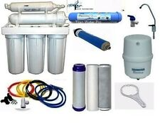 RO -Reverse Osmosis Alkaline/Ionizer ORP Water Filter System 100 GPD 6 Stage B