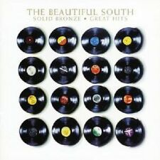 "THE BEAUTIFUL SOUTH ""SOLID BRONZE GREAT HITS"" CD NEU"