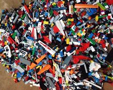 Lego 1-99 Pounds LBS Parts & Pieces HUGE BULK LOT bricks blocks no minifigures