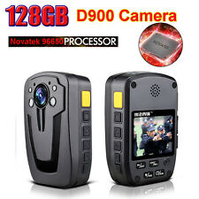 D900 HD 1080P IR Body Camera HDMI Cam Night Vision Infrared 128GB Mini DV SY