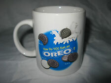 How Do YOU Eat an OREO? Oreo Cookie Coffee Mug