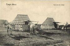 CPA Maroc Tanger Caravane du Sultan (31757)