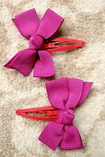 Gymboree Girls Hair Clips x 2, Brand New