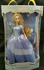 "Disney Cinderella Limited Edition Doll Live Action 17"" LE 1054 of 4000"
