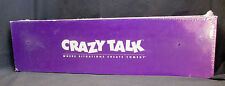 CRAZY TALK: Where Situations Create Comedy NIB Sealed