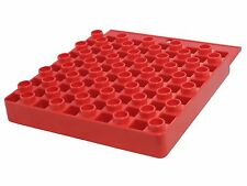 NEW Hornady Universal Reloading Tray 50-Round Plastic Red 480040