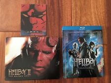 Hellboy 1, 2 (Blu Ray Steelbook Collection)
