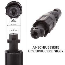 PARKSIDE Zubehör Adapter für diverse Hochdruckreiniger z.B.Kärcher, Kinzo, Lavor