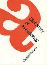 A Dictionary of Narratology