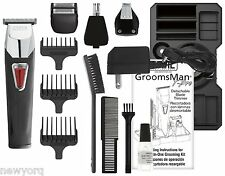 Wahl Men Grooming body Hair shaving Beard Mustache precision Trimmer Kit