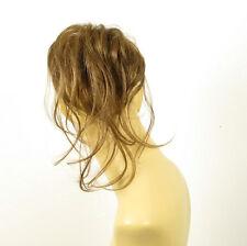 postiche chouchou peruk cheveux châtain clair doré ref: 22 en 12