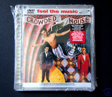 Crowded House / ST,  DVD-Audio Hi Rez Stereo & 5.1 Mix Stunning Audio SEALED!