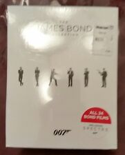 The James Bond Collection Blu-ray Collection All 24 007 films Brand New Sealed