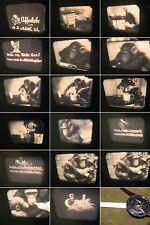 16mm Film-Ozaphan/Kalle 1930 Jahre-Slapstick-Tier Comedy-Affenliebe mit Nestle