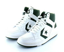 Converse Cons Weapon 86 Mid White Priver Leder Gr. 42,5 / 43 US 9