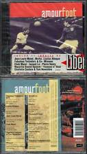 AMOUR FOOT (CD) Murat - Marka - Louise Attaque - Miossec - Cheb Mami 1998 NEUF