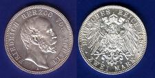 2 Mark Anhalt 1896, Erhaltung !