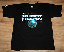 Tom Clancy's Ghost Recon Future Soldier promo T-Shirt Size M FANDAY Berlin 2012