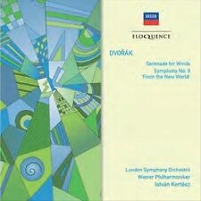Dvorak: Serenade for Winds; Symphony No. 9 'From the New World' (CD,...