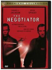 Brand New DVD The Negotiator Samuel L Jackson Kevin Spacey David Morse