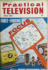 Practical Television - April 1968 - Driving Shadowmask Tubes - Magazine