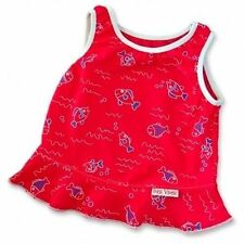 Imse Vimse tankini redfish s/m 3-6 Months, One-Piece