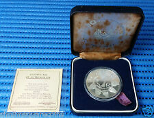 1977 Singapore 10th Anniversary of Asean $10 1 oz Silver Proof Coin