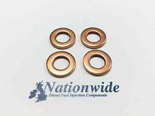 Ford Focus 1.8 TDCi Common Rail Diesel Injector Washers x 4