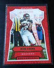 Mike Evans Limited 199 Panini 2016 Trading Card NFL Football Buccaneers