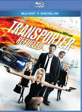 The Transporter Refueled (Blu-ray Disc, 2015) No digital