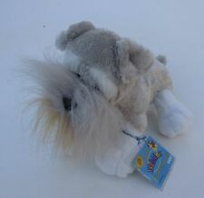 WB5 Schnauzer dog WEBKINZ PLUSH new with code ganz stuffed animal