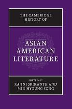 The Cambridge History of Asian American Literature (2015, Hardcover)