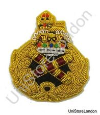 British Army Field Marshal Beret Badge Q Crown 1346