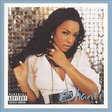 Ashanti: Ashanti Explicit Lyrics Audio CD