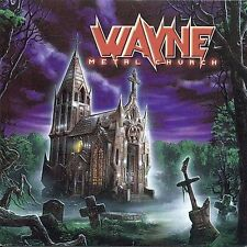 Metal Church by Wayne (CD, Jul-2001, Nuclear Blast) NEW AND SEALED!