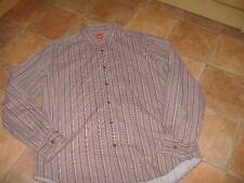 Boss hugo boss chemise homme, taille l, très bon état, designer homme chemise décontractée/top