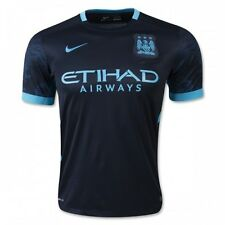 Nike Manchester City 2015/16 Mens Away Shirt BNWT