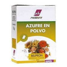 Azufre Micronizado en Polvo - Fungicida / Acaricida Probelte Belpron (500g)