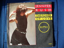 Jennifer Rush - The Power of Love / I See a Shadow - CBS A5003