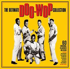 The Ultimate Doo-Wop Collection - 60 Original Classics (3CD 2016) NEW/SEALED