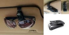 Car Accessory Sun Visor Sunglasses Eye Glasses Card Pen Holder Clip