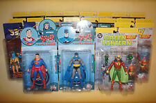 DC Direct Justice Society America Golden Age Superman Batman Collectibles JSA