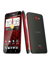 Used Rough HTC Droid DNA - 16GB - Black (Verizon) Android 4G Smartphone (C)