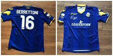 Maglia no match worn shirt Hellas Verona calcio Berrettoni preparata Serie B