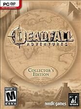Deadfall Adventures: Collector's Edition (PC, 2013) factory sealed