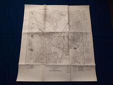 Landkarte Meßtischblatt 2954 Beyersdorf / Tetyn, Krs. Pyritz, Pommern, von 1945