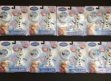 Lot of 8 Disney Frozen Shape & Build Olaf Snow Foam Party Favors Gifts